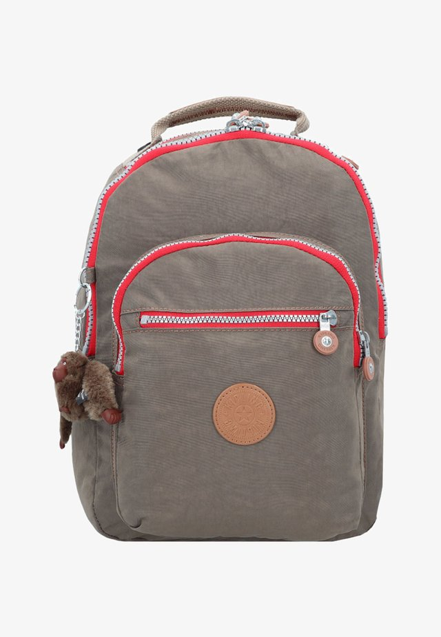 BASIC CLAS  - Tagesrucksack - brown