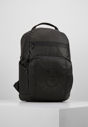 TROY EXTRA SET - Rugzak - raw black