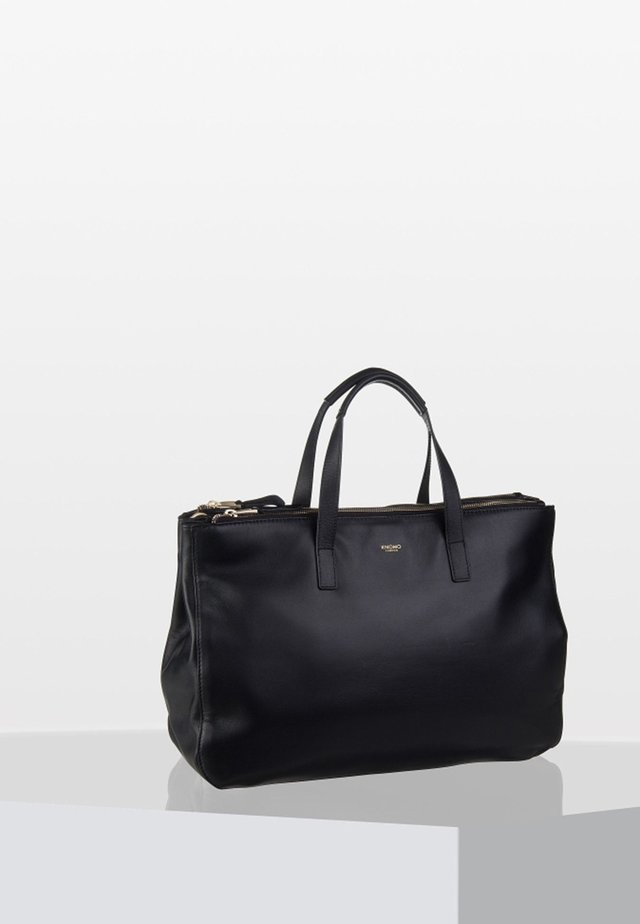 MAYFAIR LUXE DERBY  - Tote bag - black