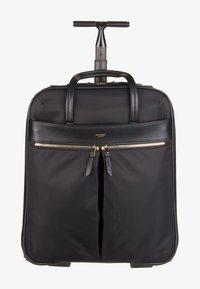 Knomo - Wheeled suitcase - black - 1