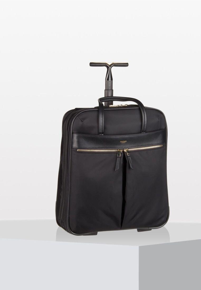 Knomo - Wheeled suitcase - black