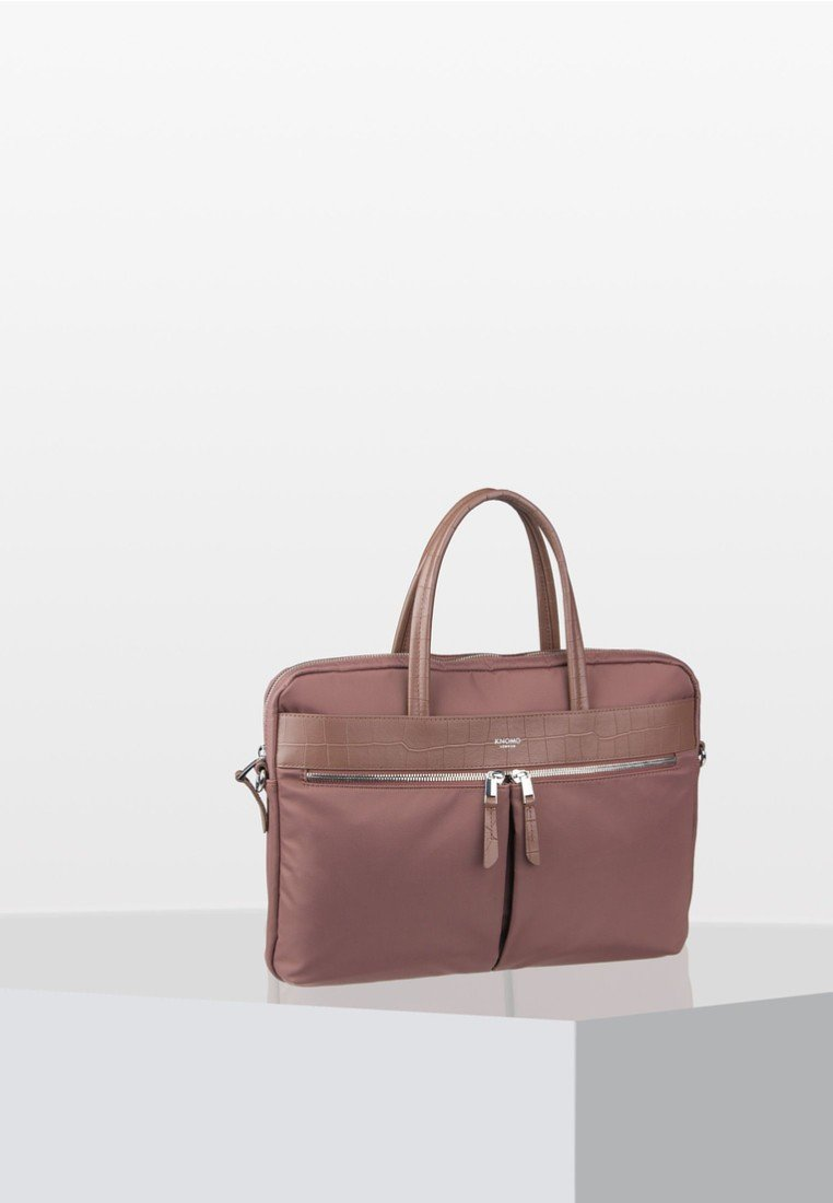 Knomo - MAYFAIR HANOVER  - Briefcase - fig