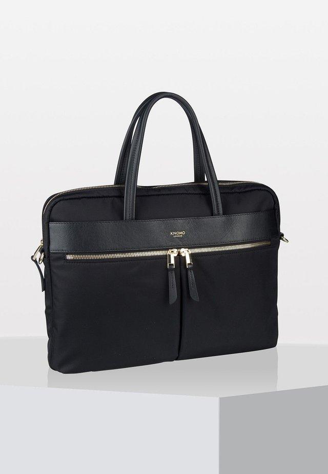 MAYFAIR HANOVER  - Briefcase - black/gold