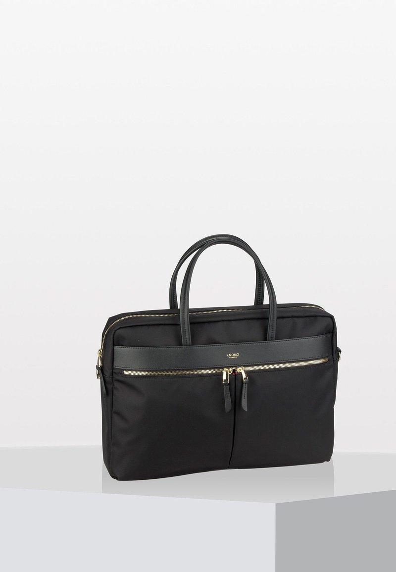 Knomo - Briefcase - black