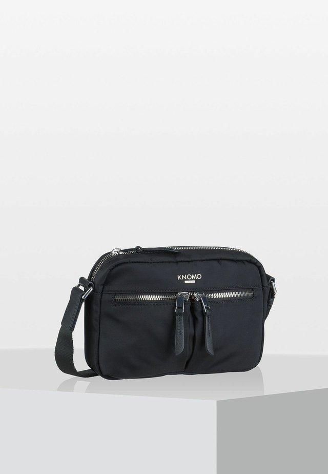 MAYFAIR AVERY - Across body bag - black/silver