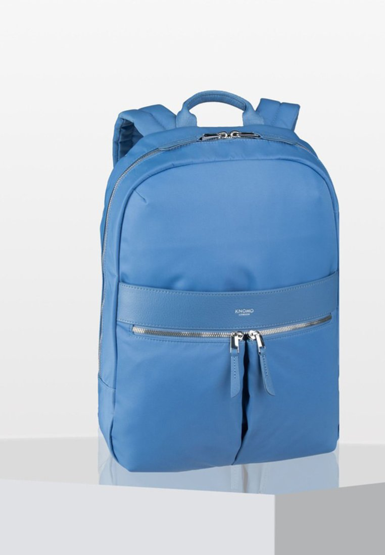 Knomo - MAYFAIR BEAUCHAMP - Rucksack - cornflower blue