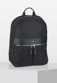 Knomo - MAYFAIR - Rucksack - black/silver - 0