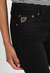 LOIS Jeans - RAVAL LEA SOFT COLOUR - Broek - black - 3