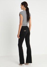 LOIS Jeans - RAVAL LEA SOFT COLOUR - Broek - black - 2