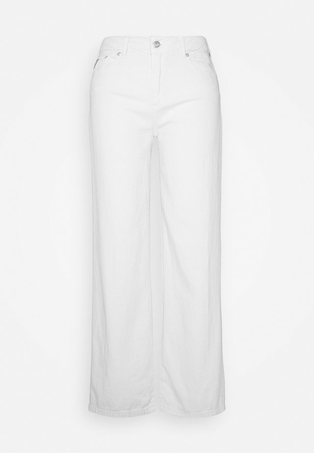 NEW CULOTTE - Bukser - star white