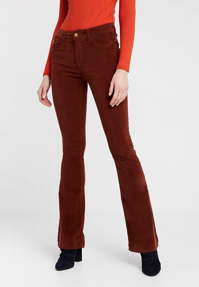 RAVAL - Pantalon classique - caramel