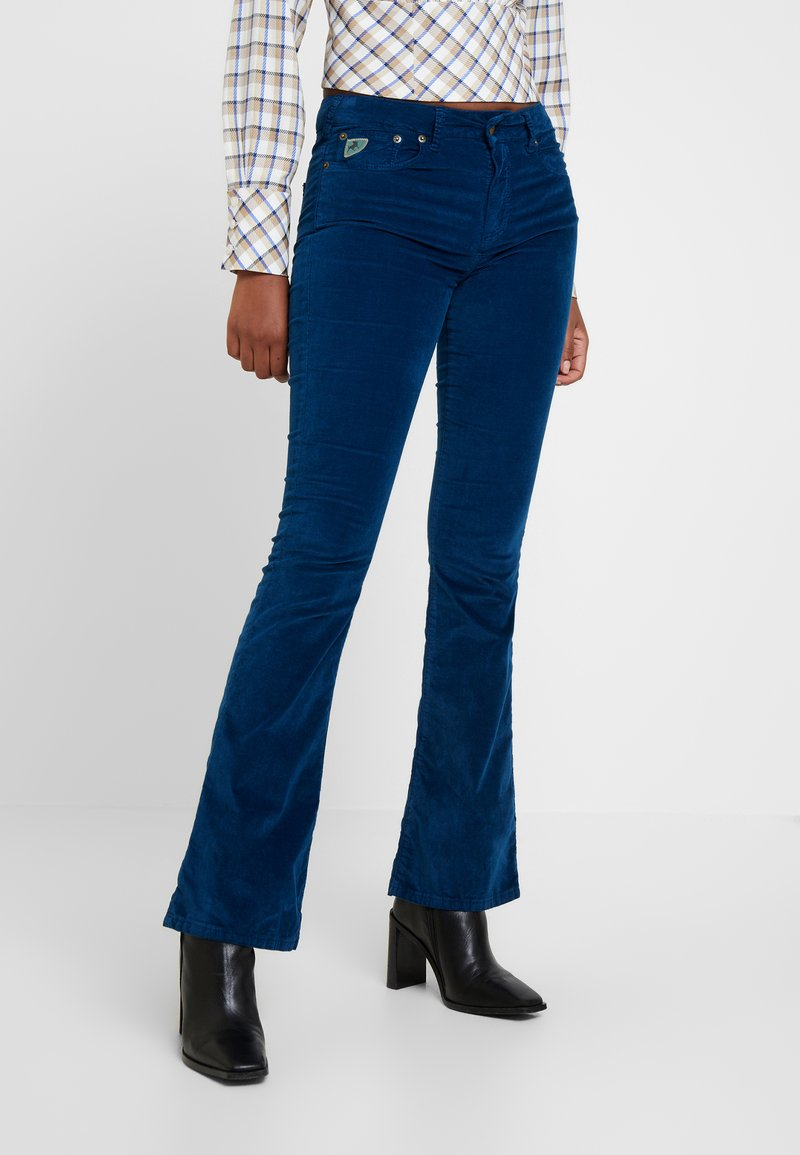 LOIS Jeans - RAVAL - Stoffhose - mykonos blue