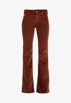RAWAL - Trousers - brandy