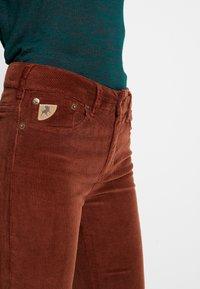 LOIS Jeans - RAWAL - Broek - brandy - 5