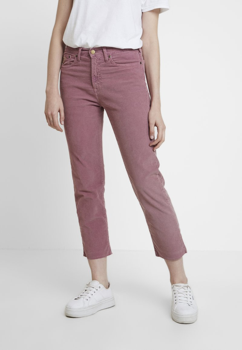 LOIS Jeans - WENDY - Trousers - heather rose