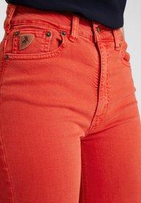 LOIS Jeans - PALAZZO - Vaqueros rectos - flame - 5