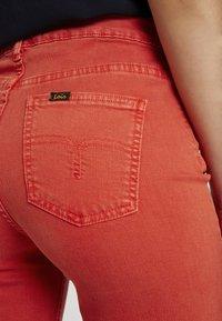 LOIS Jeans - PALAZZO - Vaqueros rectos - flame - 3
