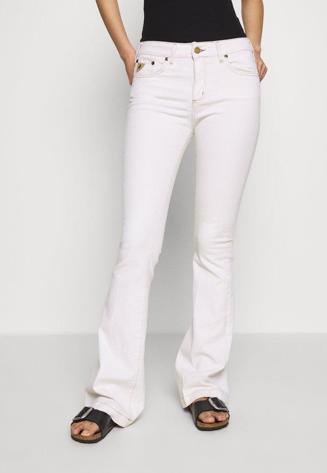 RAVAL - Pantalon classique - ecru