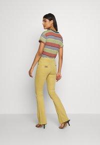 LOIS Jeans - RAVAL - Pantalones - craham cracker - 2