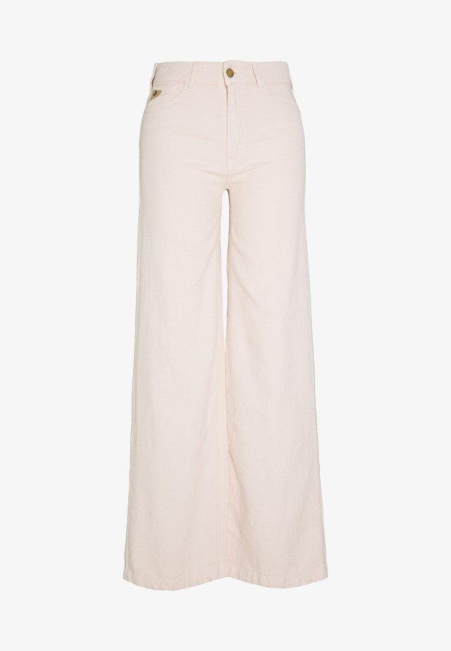 PALAZZO - Pantalon classique - light pink