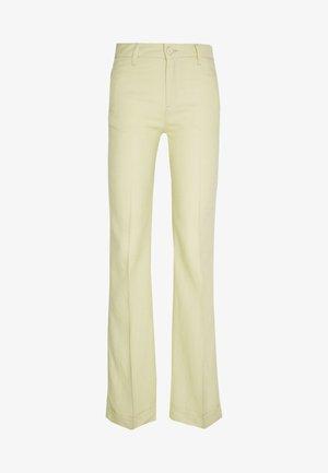 SILVIA - Trousers - vanilia
