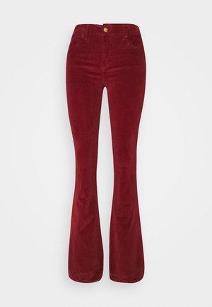 RAVAL - Pantalones - brick