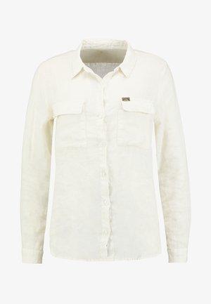 MILITIA - Camisa - offwhite