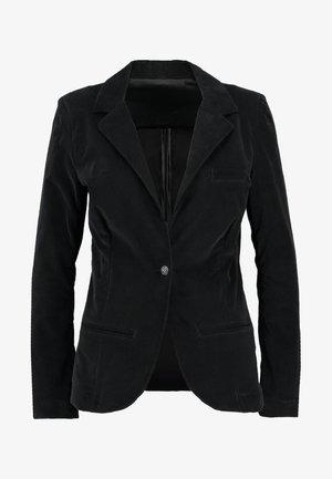 TELMA SOLID - Blazer - black