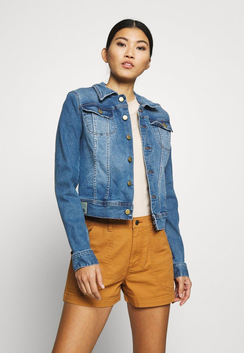 LOIS Jeans - THE TORERO  - Denim jacket - stone