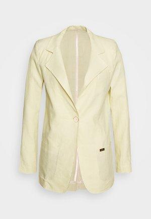TESSIE - Pitkä takki - vanilia