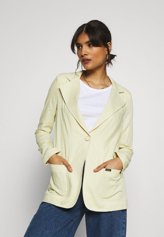 TESSIE - Krótki płaszcz - vanilia