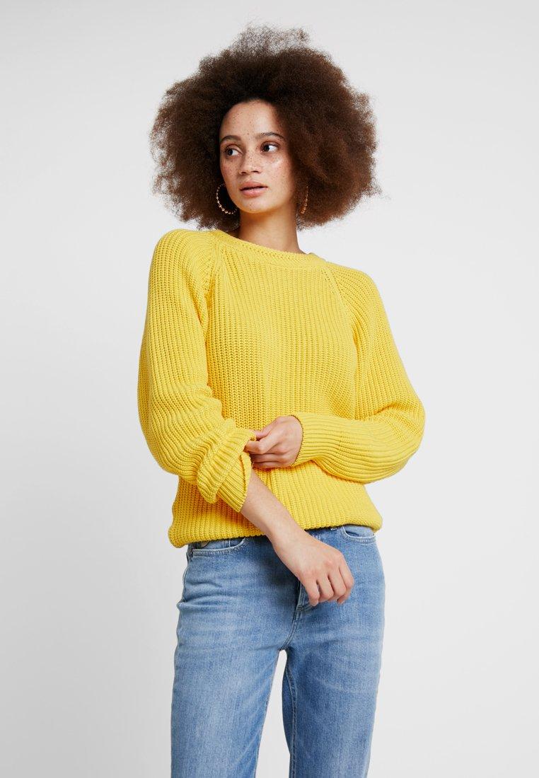 LOIS Jeans - THEODORA - Strickpullover - yellow