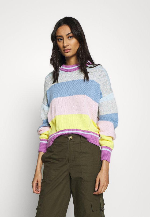 KLELIA - Strickpullover - multi color