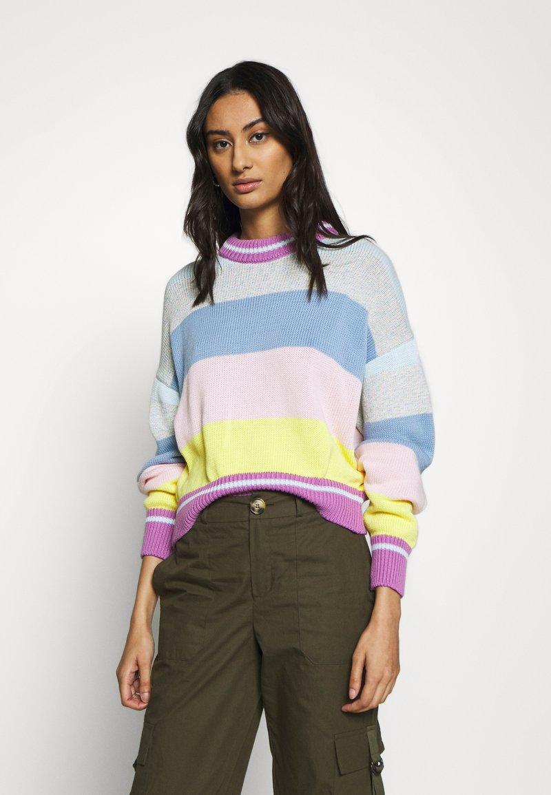 LOIS Jeans - KLELIA - Strikpullover /Striktrøjer - multi color
