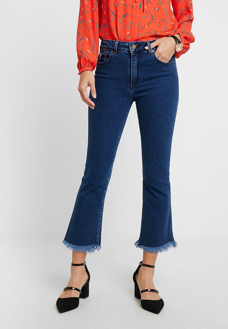 LOIS Jeans - MARBELLA EDGE - Flared-farkut - stone