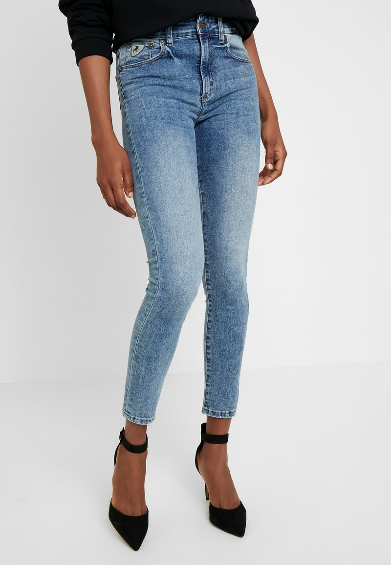 LOIS Jeans - CELIA - Jeans Skinny Fit - stone wash