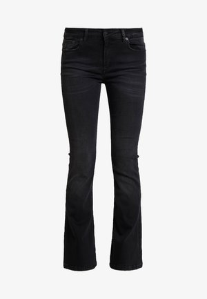 RAVAL - Flared Jeans - stone dark