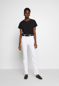LOIS Jeans - REBECA EDGE - Straight leg jeans - white - 1