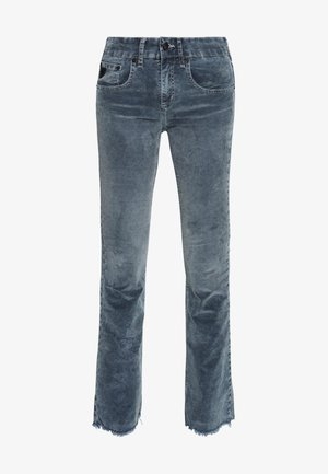 MELROSE EDGE CAPITOLE SNOWY - Bootcut jeans - snow