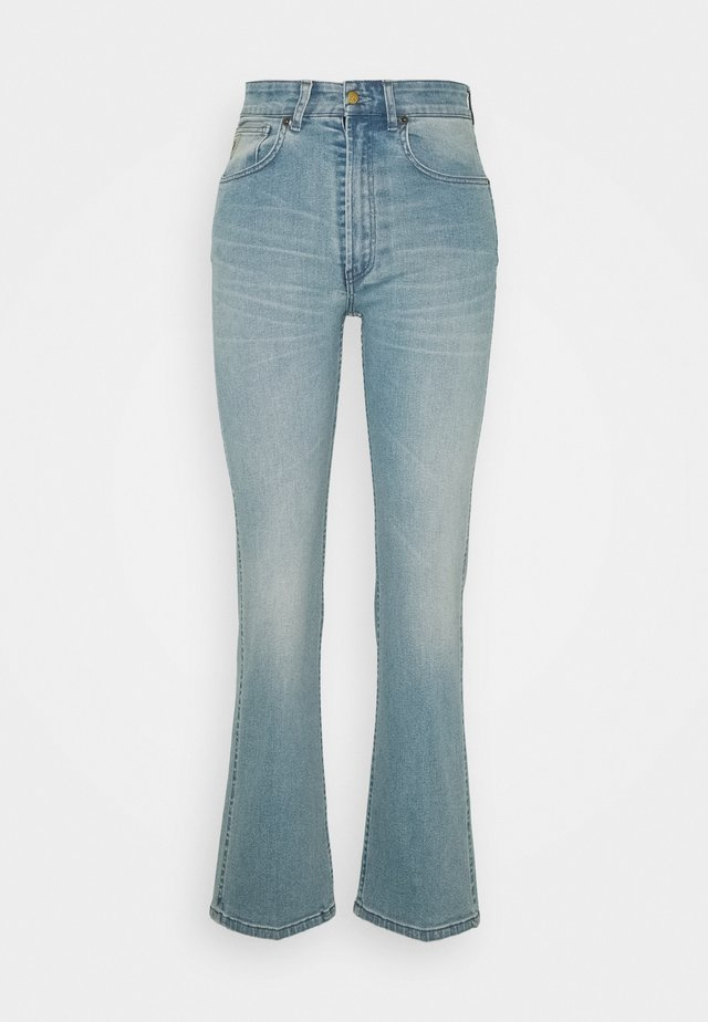RIVER - Jeans Straight Leg - stone bleach