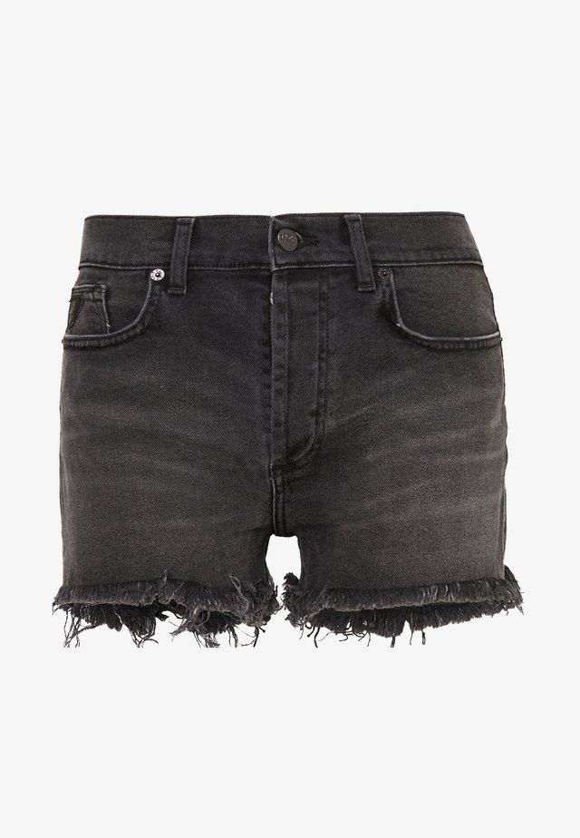 SANTA - Szorty jeansowe - dark stone