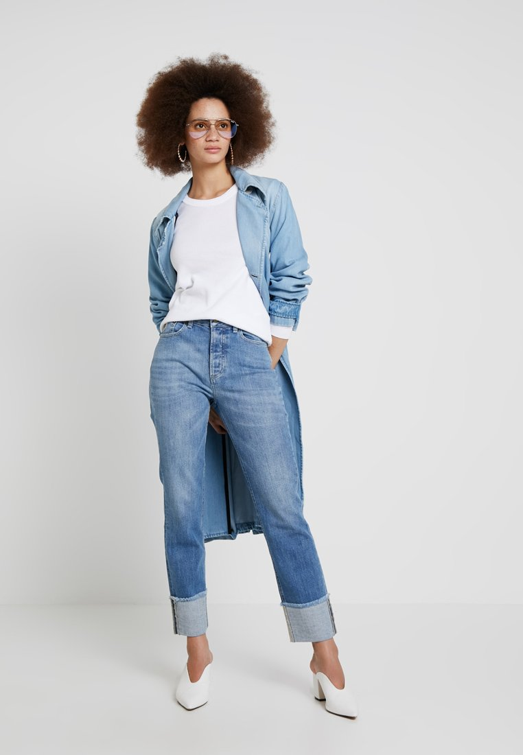 LOIS Jeans - BONNIE - Trenchcoat - stone
