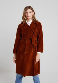 LOIS Jeans - BONNIE - Trenchcoat - bitter choco - 0