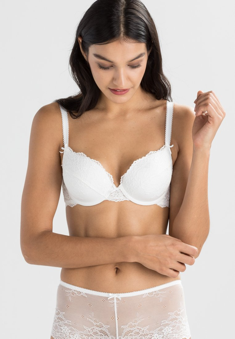 LingaDore - DAILY - Push-up BH - ivory