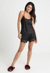 LingaDore - Pijama - black - 1