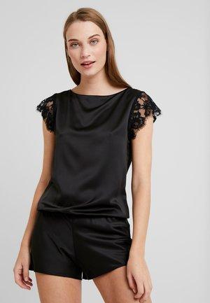 ADVENTURE JUMPSUIT WITH BUTTONS - Pyjamas - black