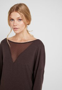 LingaDore - INDY SET - Pyjama - java brown - 3