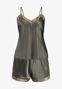 LingaDore - SHORT SET - Pyjama - dusty olive as jungle - 4