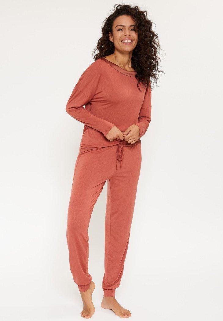 LingaDore - Pyjama set - red
