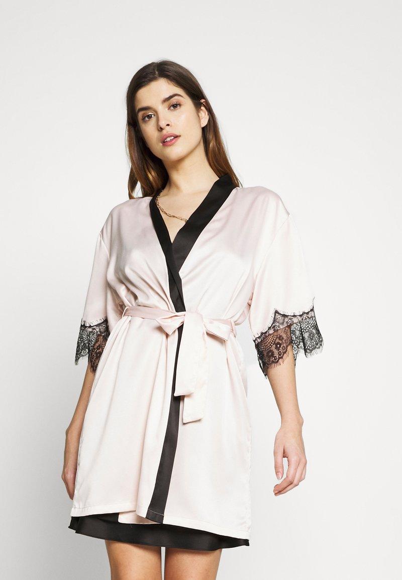 LingaDore - SET - Pyjamas - rose/black